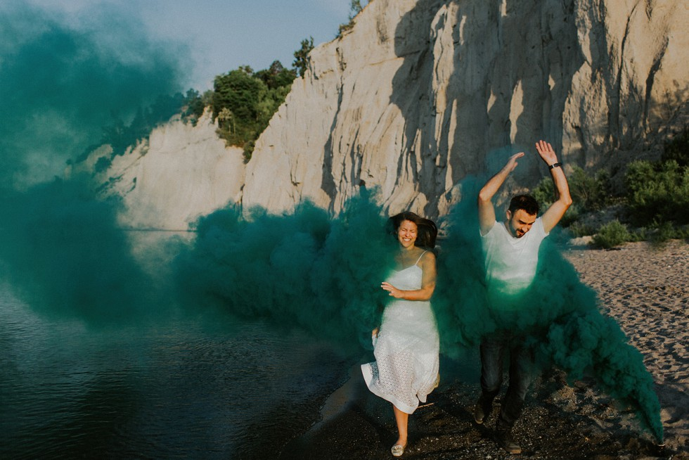 scarborough bluffs engagement session (1)