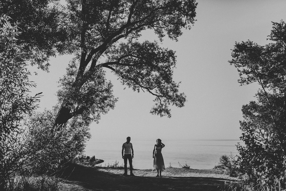scarborough bluffs engagement session (8)