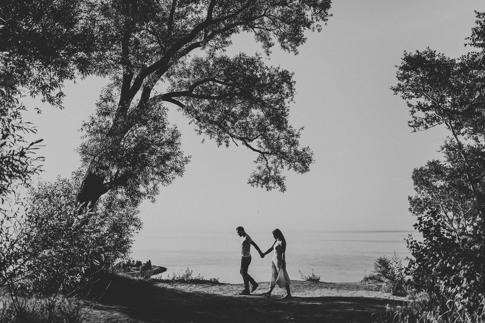 scarborough bluffs engagement session (9)