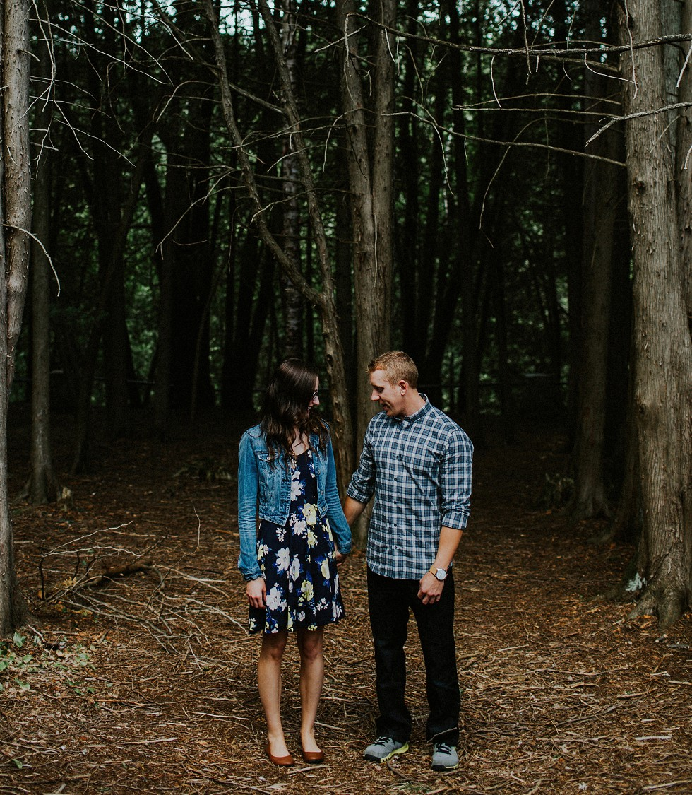 elora gorge engagement session (1)