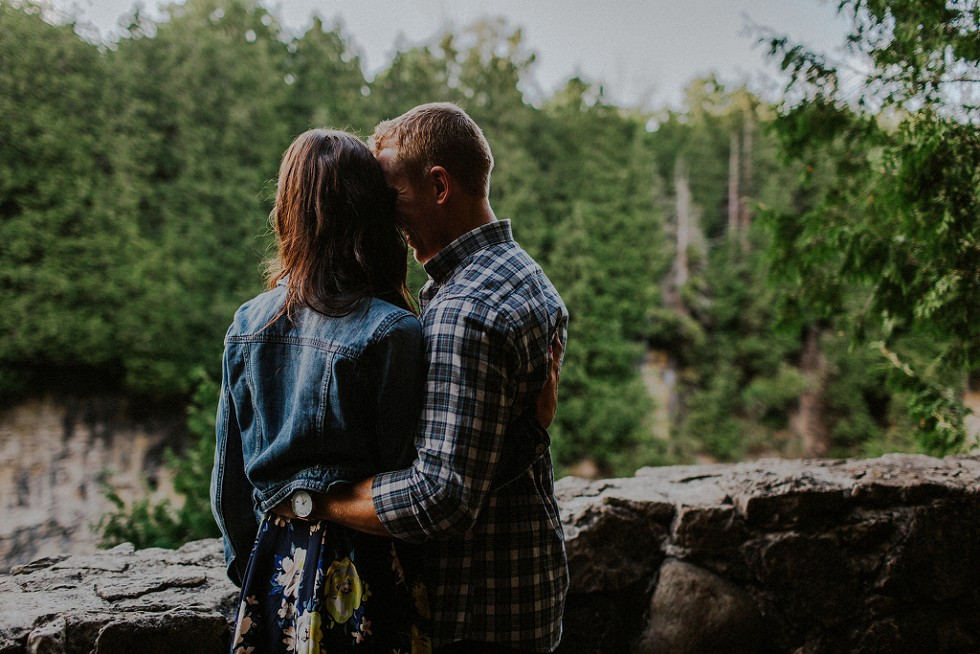 elora gorge engagement session (8)