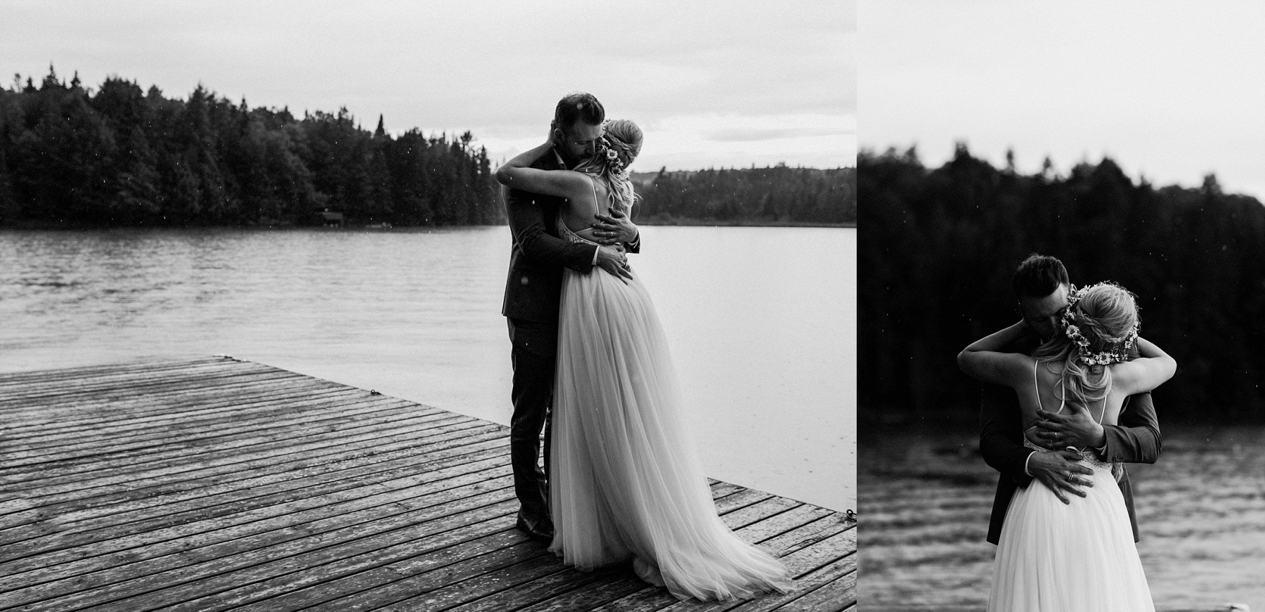 second shooter perspective bride groom
