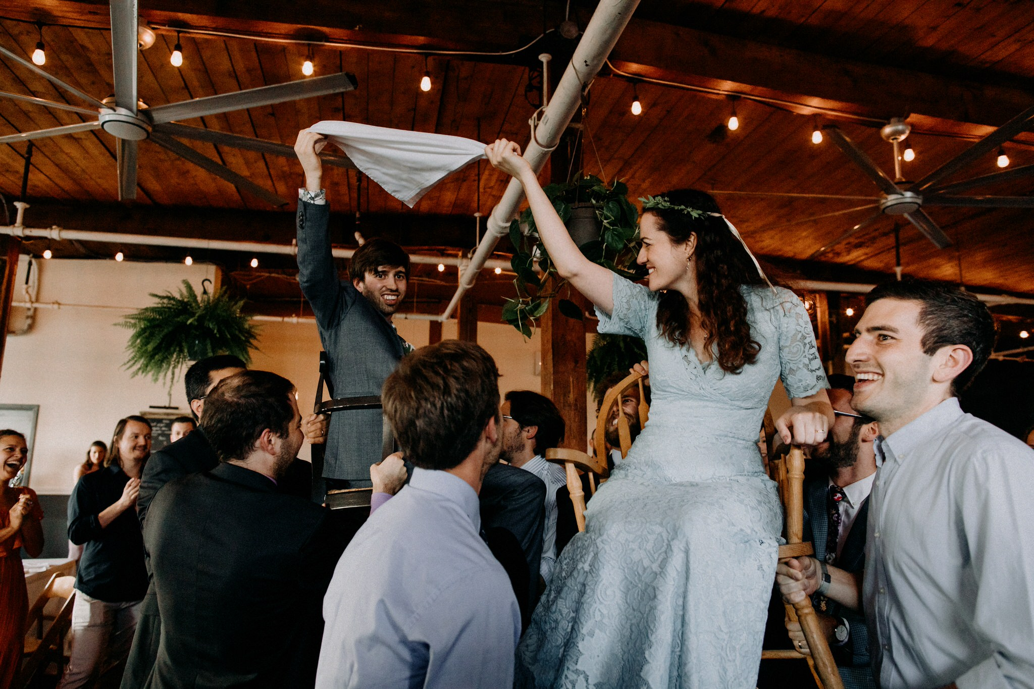Merchants of Green Coffee Wedding - horah